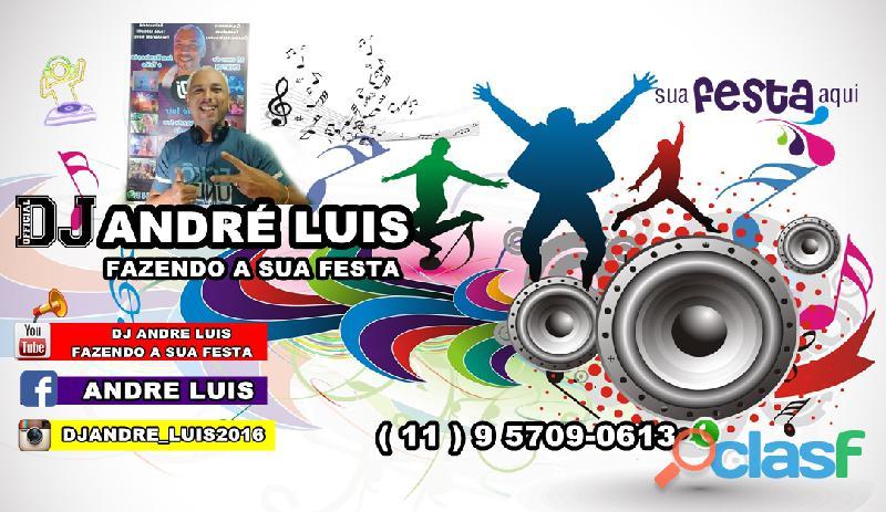DJ ANDRE LUIS FESTAS E EVENTOS
