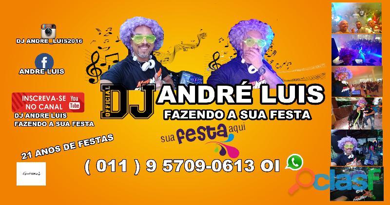 DJ ANDRE LUIS FESTAS E EVENTOS 1