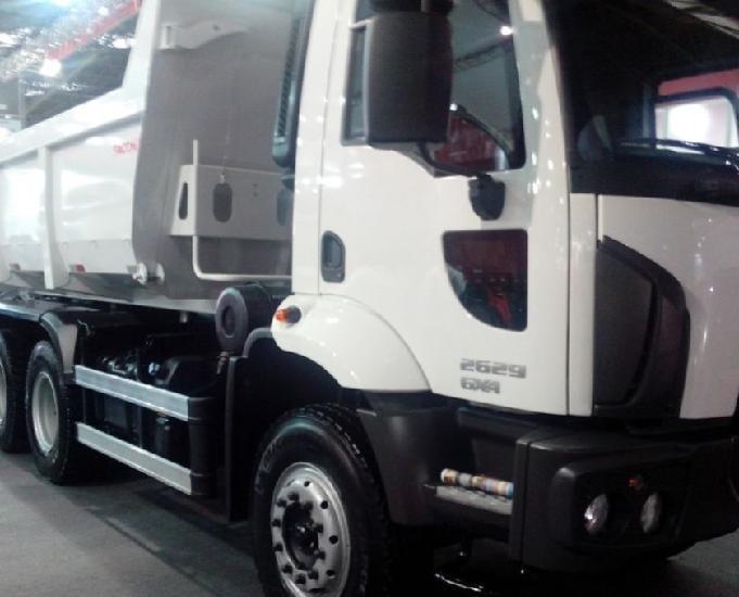 Ford cargo 2629 traçado 6x4 completo 2020 0km
