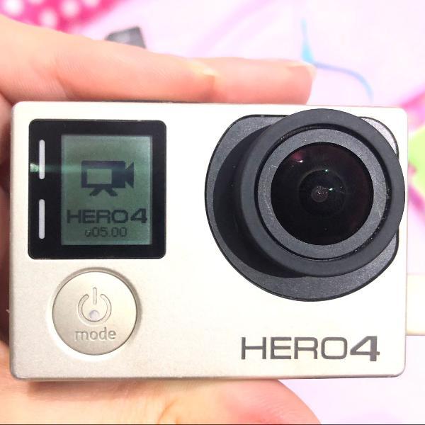 Gopro hero4 4k original completa