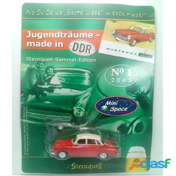 Grell Modell 1965 Wartburg 312 Limousine 1/64 1