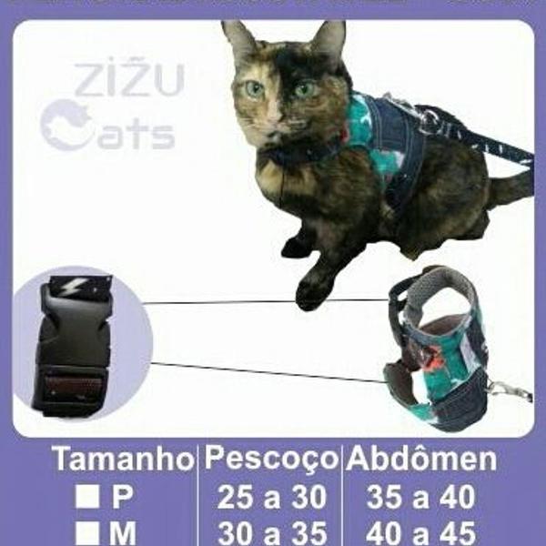 Peitoral gato/ cachorro