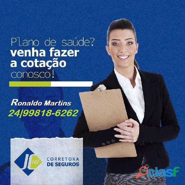plano de saúde em VR 24|99818 6262 Ronaldo Martins 2