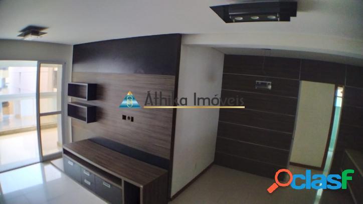Apartamento 3 quartos 2 suítes montado e decorado em de itapuã