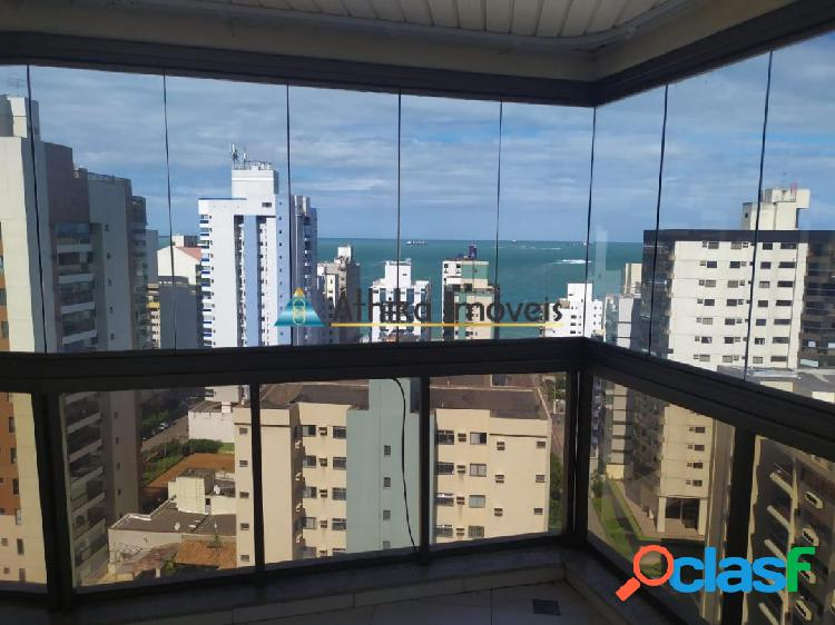Apartamento na Praia da Costa com Vista Mar 2 Quartos 1 Suíte e 2 Vagas 2