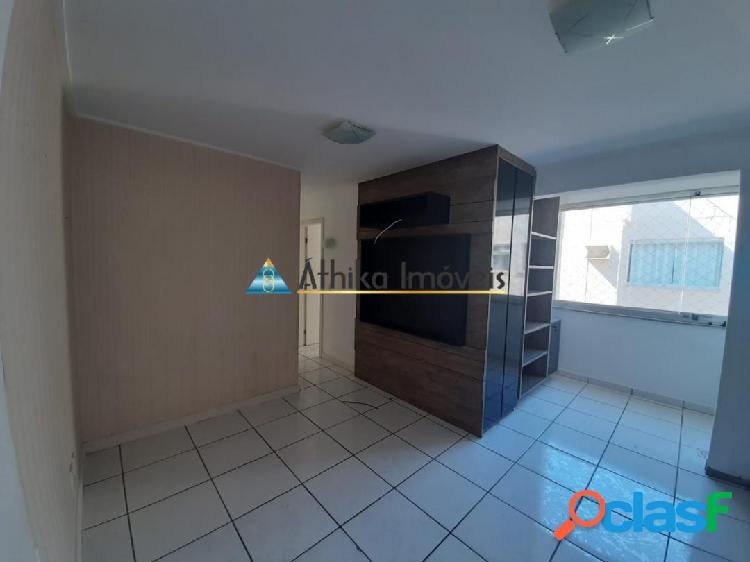 Apartamento 2 quartos 1 suíte, andar alto 2 vagas em Itaparica