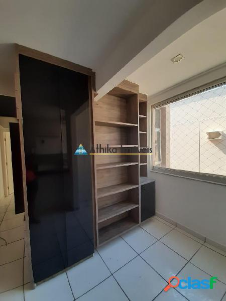 Apartamento 2 quartos 1 suíte, andar alto 2 vagas em Itaparica 1