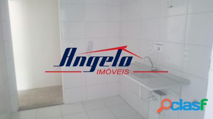 Jd Rodolfo - apartamento NOVO com 2dorm 2