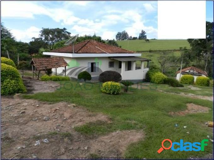 Chácara à venda, no bairro laranjal, em atibaia/sp.