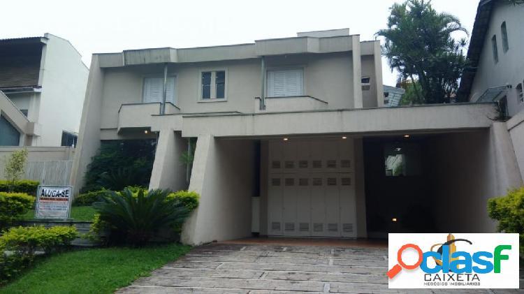 Casa para locação em alphaville residencial 1