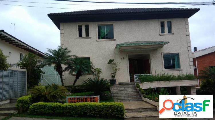 Casa para venda ou locação em alphaville residencial 1