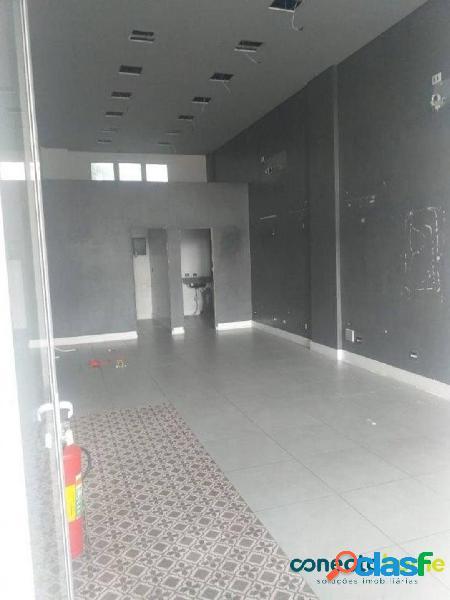 Loja de 47 m² e 1 vaga na saúde