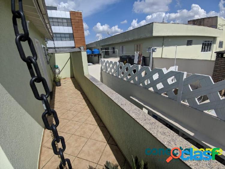 Sobrado de 400 m², 4 dormitórios e 3 banheiros na vila augusta em guarulhos