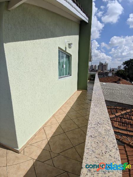 Sobrado de 400 m², 4 dormitórios e 3 banheiros na Vila Augusta em Guarulhos 1
