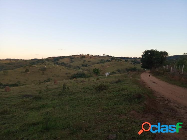 446 hectares a 8 km de oliveira - ótima para café - estuda parte em imóveis