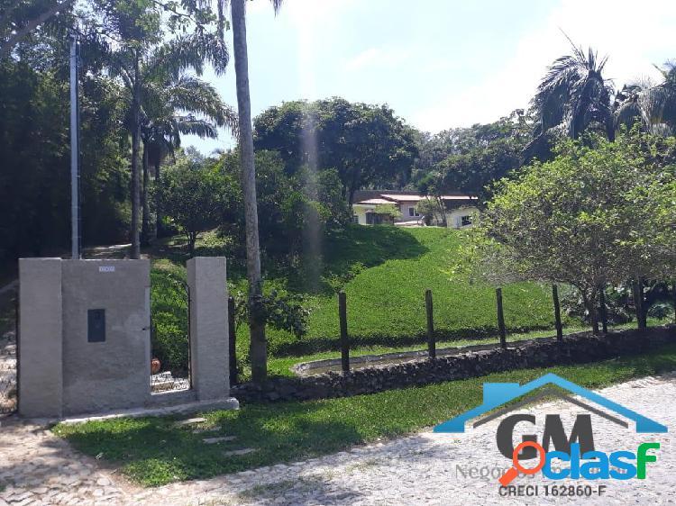 Casa nova 4 domitórios terreno de 3.741 m2 condomínio renoir