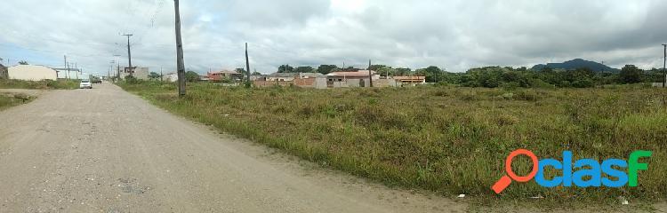 Terreno na entrada da ilha comprida