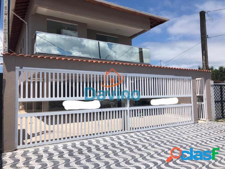 Casa em condomínio em praia grande - maracanã por 220 mil à venda