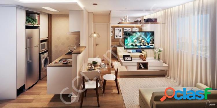 Apartamento com 2 dorms em são paulo - vila mira por 164.91 mil à venda