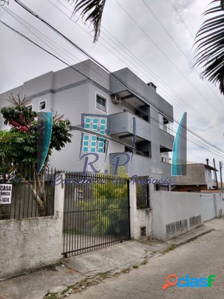 Apartamento com 2 dorms em florianópolis - ingleses do rio vermelho por 175 mil à venda