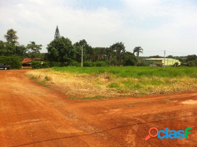 Terreno - venda - sidrolândia - ms - loteamento altos da figueira