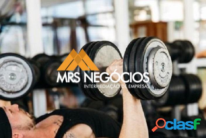 Mrs negócios - academia à venda na região central de poa/rs