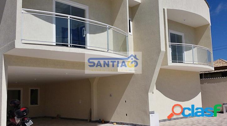 Apartamento 2 quartos (1 suíte) 1ª locação palmeiras cabo frio rj