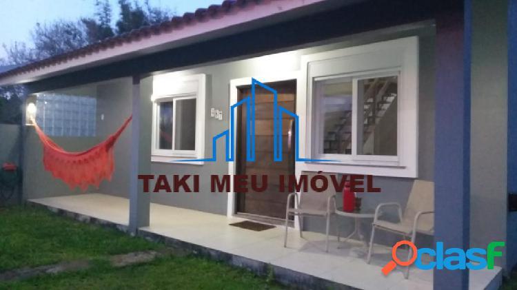 Linda casa mobiliada com acabamentos em alto padrão em praia tranquila 3