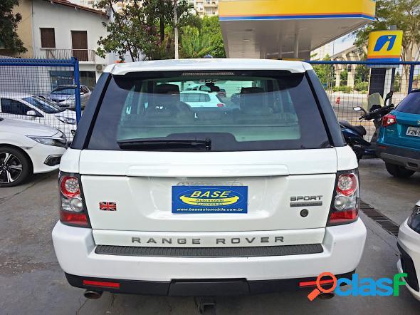 LAND ROVER RANGE ROVER SPORT HSE SUPERCHAR. 5.0 V8 BRANCO 2011 5.0 V8 GASOLINA 1