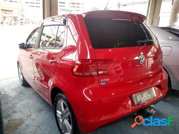 Volkswagen fox comfortline 1.6 flex 8v 5p vermelho 2016 1.6 flex
