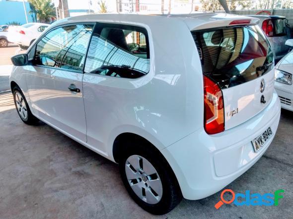 Volkswagen up! take 1.0 t. flex 12v 3p branco 2015 1.0 flex
