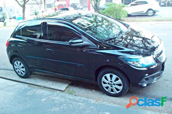 Chevrolet onix hatch lt 1.4 8v flexpower 5p mec. preto 2014 1.4 flex