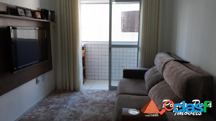 Apartamento 02 dorm/01 suíte/elevador/garagem
