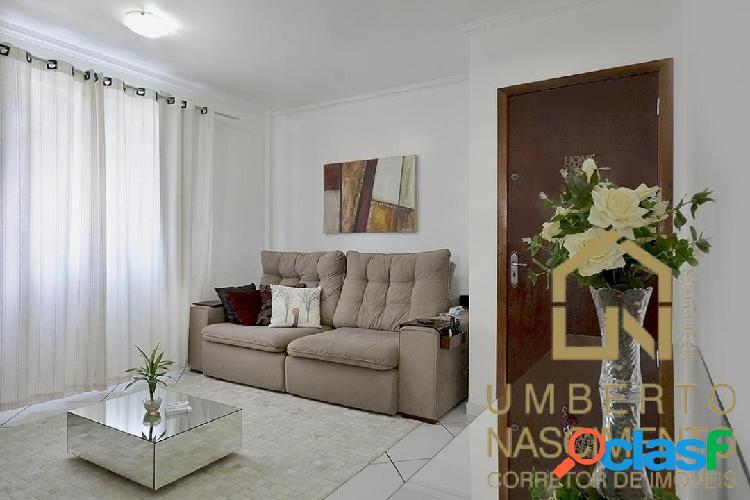 Apartamento semi mobiliado a venda no bairro garcia em blumenau sc