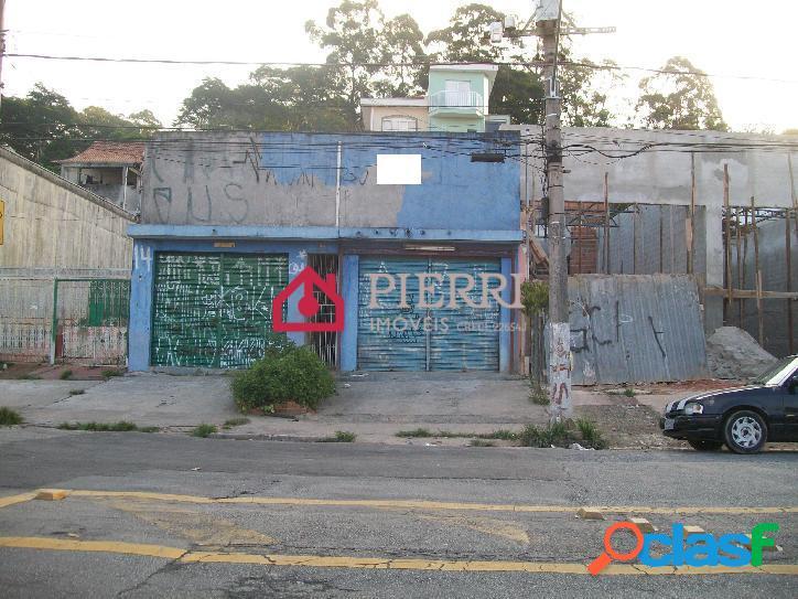 Excelente imóvel com duas casas e salão Jardim Santo Elias Pirituba