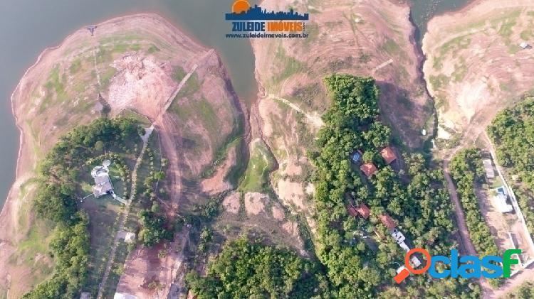 3 chácaras localizadas no lago das aroeiras as margens do lago de caldas