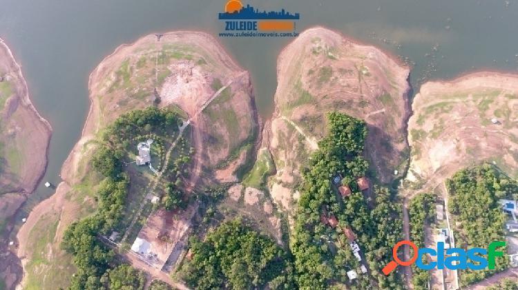 3 CHÁCARAS localizadas no Lago das Aroeiras as margens do lago de Caldas 2