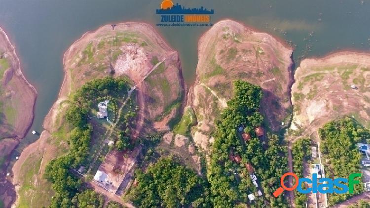 3 CHÁCARAS localizadas no Lago das Aroeiras as margens do lago de Caldas 3