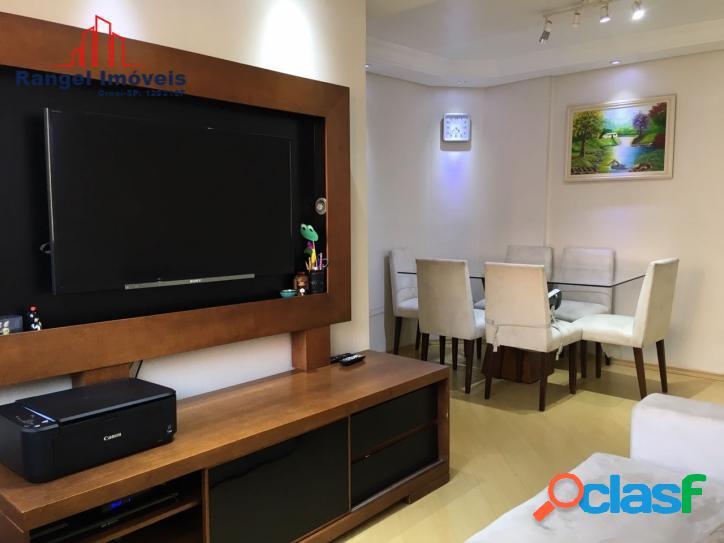 Apartamento de 2 quartos e 1 vaga em osasco | custo e beneficio | conheça