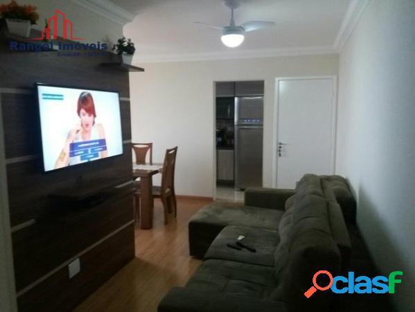 Apartamento à venda no condomínio terra nova em osasco | 56m² - 1 vaga
