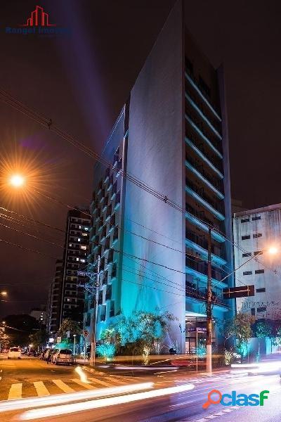 Sala comercial de 49m e 1 vaga a venda em moema | estuda proposta