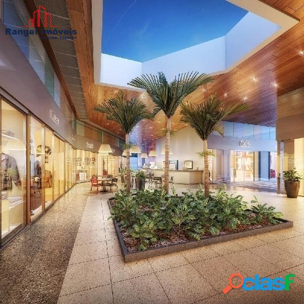 Sala comercial à venda em santo amaro de 43m² - 2 vagas   praça são paulo