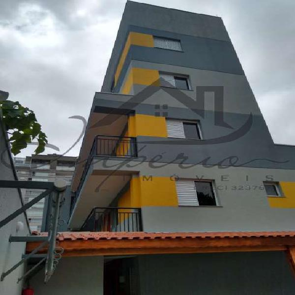 Apartamento studio no analia franco - pronto para morar
