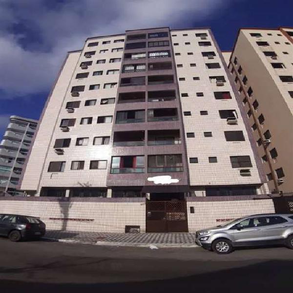 Apartamento vila guilhermina - praia grande sp