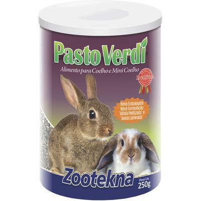 Alimento zootekna pasto verdi - 250 g