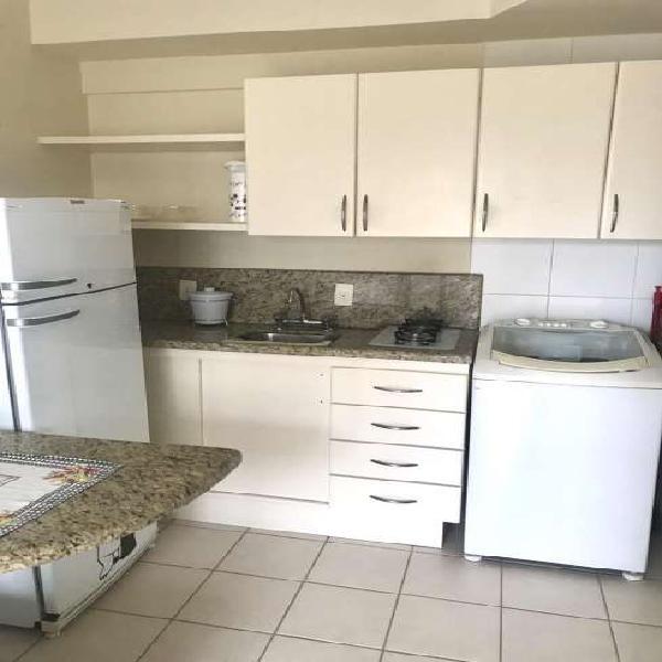 Apartamento 1 quarto c/ garagem - centro - florianópolis -