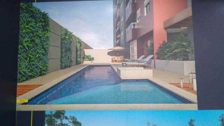 Apartamento para venda com 45 metros quadrados com 2 quartos