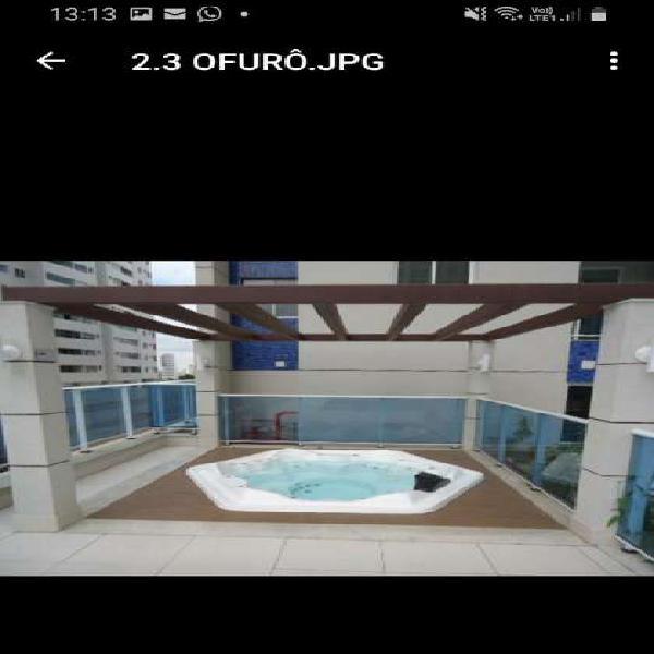 Apartamento para venda/troca 46 m com 1 quarto em águas