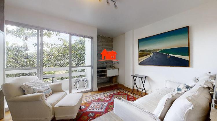 Apartamento à venda no gávea - rio de janeiro, rj.