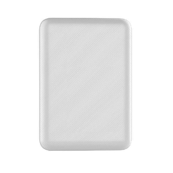 Carregador portátil compacto 10.000mah xtrax branco